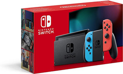Nintendo Switch Console, Rood/Blauw (Nintendo Switch)