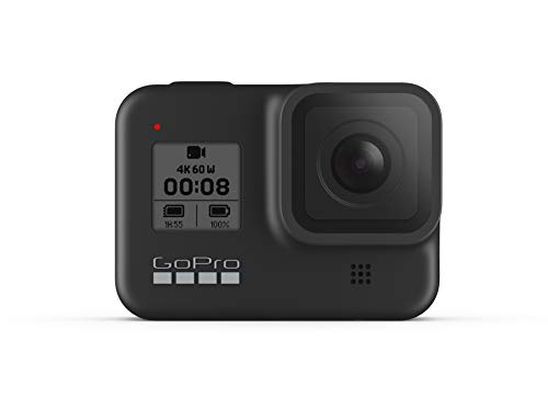 GoPro Hero8, Waterdichte Digitale Camera, van 4 K, Action Cam, Zwart